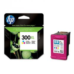 HP 300XL Tri-colour Ink Cartridge - CC644EE